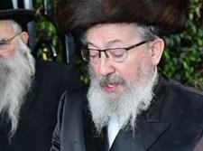 """הרה""""ח ר' חיים אלעזר גוטמן ז""""ל"""