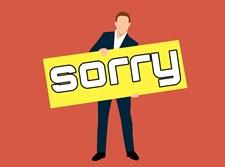 התנצלות