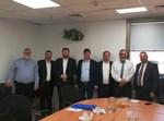 """ראשי זק""""א ישראל הביטוח לאומי ועיריית בני ברק"""