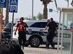 חמוש התבצר בבנק והסגיר את עצמו למשטרה