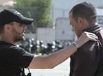 השוטר שתקף חרדי עם מפקדו