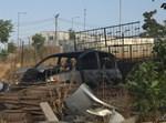 ילדה נשרפה ברכב בכפר חלאילה