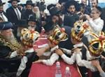 """מסיבת חומש בת""""ת תורת אמך בירושלים"""