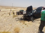 תאונה חזיתית קטלנית בכביש 90