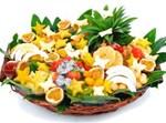 סלסלת פירות מעוצבת