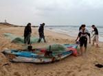 דייגים בחוף עזה