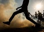 התפרעויות פלסטינים בגבול עזה