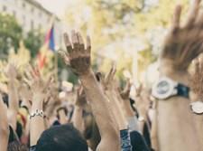 הפגנת מחאה. אילוסטרציה