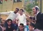 חרדים בחתונה ערבית