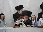 הרבי מביאלא בשבת באשדוד