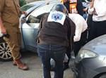 ילד בן 7 נפצע בינוני מפגיעת רכב שיצא מחניון