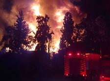 האש הלוהטת אמש