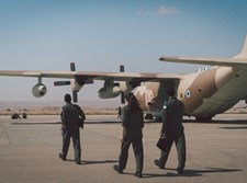 תרגיל לחימה הרב זירתי של חיל האוויר
