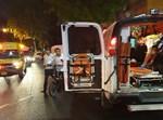 רוכב אופניים חשמליים נפצע קשה בבני ברק