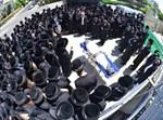"""הלווית הרב ברוך אוביץ ז""""ל"""