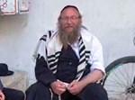 ר' זלמן גרוסמן הבוקר בשמעון הצדיק