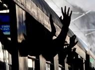 ניצולים ברכבת, אילוסטרציה