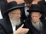 """האחים הגרי""""ג והגר""""י אדלשטיין. צילום: שוקי לרר"""