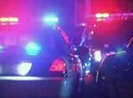משטרה בזירת תאונה