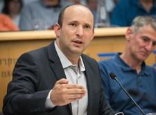 נפתלי בנט במכון הישראלי לדמוקרטיה