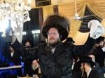 בר מצווה לבן המשפיע ר' מנדל מוסקוביץ