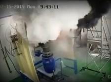 כך החל הפיצוץ במפעל התעשייה הצבאית