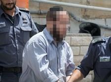 חשוד בתקיפת ילדות מחוץ לבית המשפט