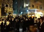 מחאה בכיכר השבת