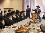 הרבנים בכינוס על ההשקעות