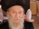 """הרב יעקב נטע בעק ז""""ל (באדיבות המצלם)"""