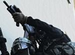 כוחות מיוחדים של משטרה. אילוסטרציה