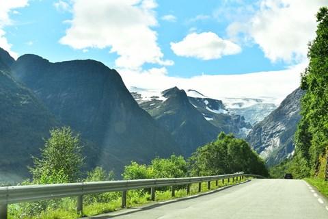 הצוק פריקסטולן  והחזרה לדרום נורווגיה
