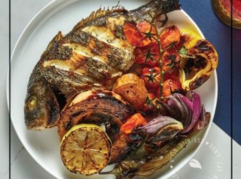 ארוחת דגים מפנקת בפרש