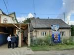 העיירה בישטנא באוקראינה