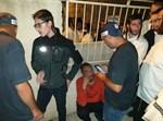 מעצר 3 חשודים בהתפרצות וגניבה במרכול בי-ם
