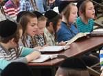 ילדי ירושלים כואבים את חורבן בית המקדש