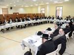 כינוס מנהלי הסמינרים בחפץ חיים