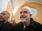 ראאד סאלח, מנהיג התנועה האיסלאמית. צילום: יונתן זינדל, פלאש 90