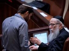 יעקב ליצמן/בצלאל סמוטריץ'