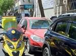 ילד חולץ מרכב נעול בתל אביב