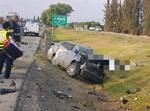 תאונה קטלנית בין קיבוץ אפיקים לאשדות יעקב