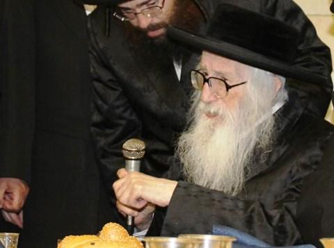 "הגאון רבי מרדכי אהרון שיינברגר זצ""ל"