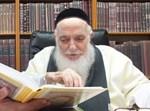 """הגאון רבי יוסף שרביט זצ""""ל"""