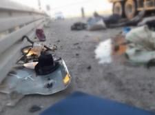 הכובע המיותם בזירת התאונה