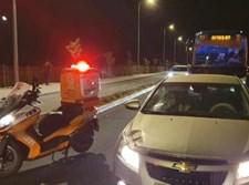תאונה בכביש 4711 סמוך לאלעד