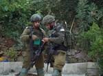 כוחות הביטחון במאמץ לתפוס המחבלים