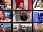 זמרים חרדים מהקליפ 'שבט אחים ואחיות'