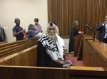 הרב ברלנד בבית המשפט ביום חמישי. צילום: jacanews