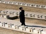 """קברם של קדושי תרפ""""ט בחברון. צילום: פלאש 90"""