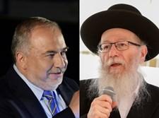 יעקב ליצמן/אביגדור ליברמן